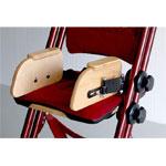 Maintiens latéraux réglables pour chaise Ina