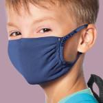 Masque enfant en tissu catégorie 1 lavable 100 fois
