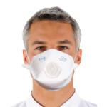 Masque FFP3 avec filtre respiratoire (x20)