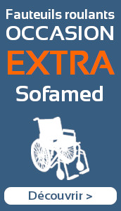 Fauteuils roulants occasion extra Sofamed
