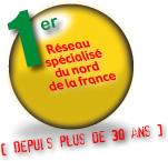 Premier Réseau spécialisé du nord de la France