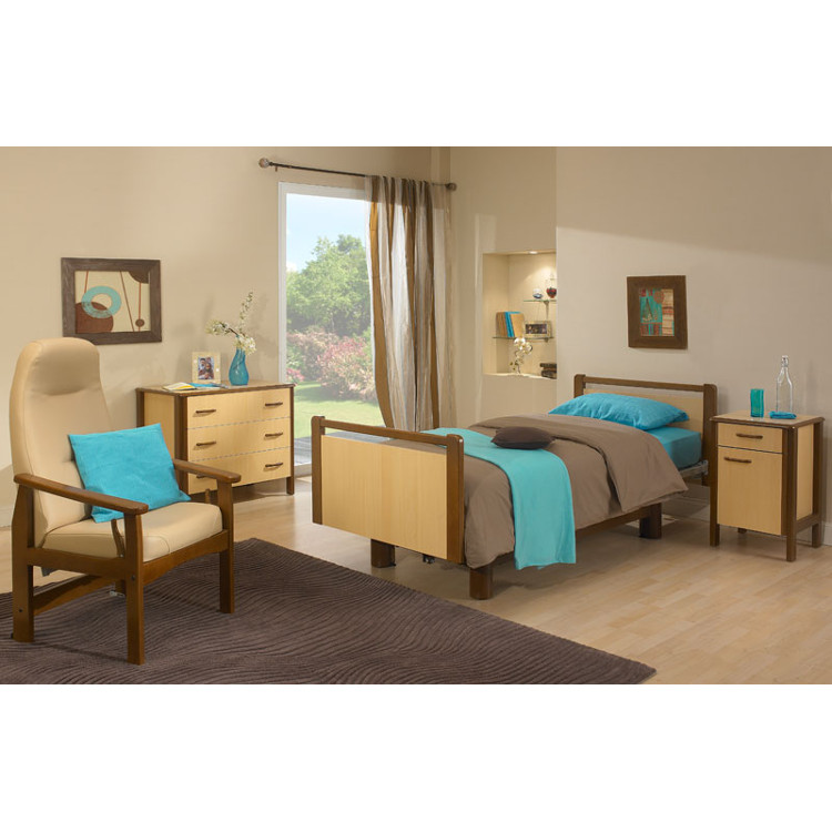 Mobilier chambre val de vie sofamed for Mobilier chambre