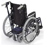 Motorisation électrique PowerPack pour fauteuil roulant manuel