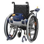 Motorisation électrique MAX-E pour fauteuil roulant manuel