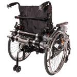 Motorisation électrique MAXI MINOTOR 2.1 pour fauteuil roulant manuel