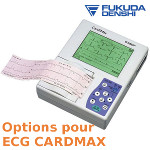 Programme et module d'analyse pour ECG FUKUDA DENSHI