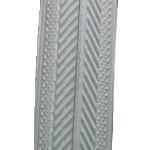 Pneu 22x1 3-8 pression à crampon pour roue arrière de fauteuil manuel