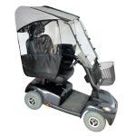 Protection de pluie Veltop Modulo pour scooter électrique senior
