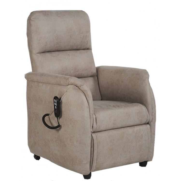 fauteuil releveur lectrique confort carat 2 moteurs sofamed. Black Bedroom Furniture Sets. Home Design Ideas