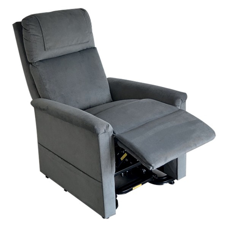 fauteuil releveur lectrique confort moderne 2 moteurs sofamed. Black Bedroom Furniture Sets. Home Design Ideas
