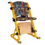 Repose-pieds escamotable pour chaise Ina