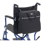 Sac shopping pour fauteuil roulant