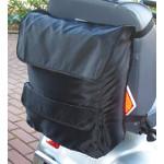 Sac pour dossier de fauteuil roulant ou scooter