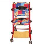 Sangle poitrine capitonnée pour chaise Ina