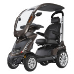 Scooter électrique GLT4 MONTE CARLO 4 roues