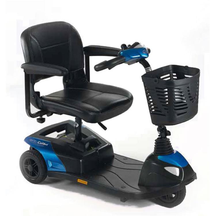 scooter lectrique invacare colibri 3 roues outdoor sofamed. Black Bedroom Furniture Sets. Home Design Ideas