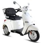 Scooter électrique E-TRANKLY 3 roues homologué route