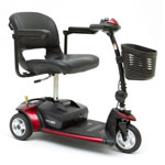 Scooter �lectrique Gogo 3 roues