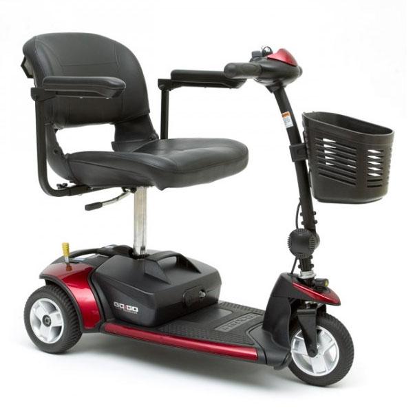 scooter lectrique gogo 3 roues id al en int rieur. Black Bedroom Furniture Sets. Home Design Ideas