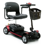 Scooter électrique Gogo 4 roues