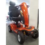 Scooter électrique GT4 Montlhéry 4 roues