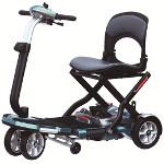 Scooter électrique pliable 4 roues Pride Quest