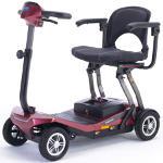 Scooter électrique pliable Scorpius A automatique