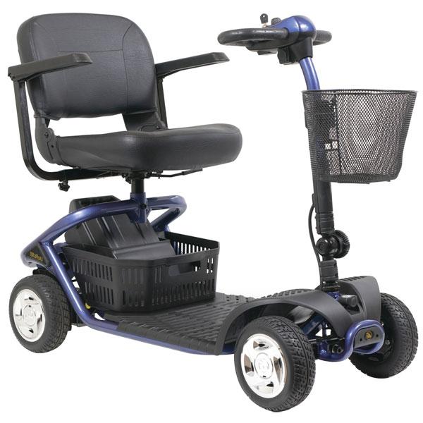 scooter lectrique senior literider 4 roues sofamed. Black Bedroom Furniture Sets. Home Design Ideas