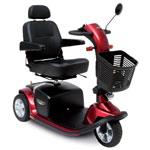 Scooter électrique Victory DX 3 roues