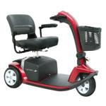 Scooter électrique Victory 3 roues