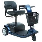 Scooter électrique Victory 9PS 3 roues