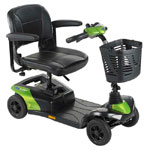 Scooter �lectrique Invacare Colibri Outdoor 4 roues