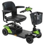 Scooter électrique Invacare Colibri 4 roues