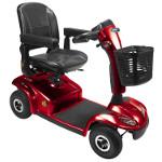 Scooter électrique Invacare Leo Ruby 4 roues