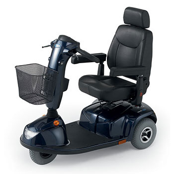 scooter lectrique senior invacare orion 3 roues. Black Bedroom Furniture Sets. Home Design Ideas