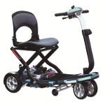 Scooter électrique pliable 4 roues EASYTRANS (Pride Quest)