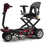 Scooter électrique pliable Sedna Premium avec assise pivotante