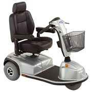 Scooter �lectrique Invacare Comet 3 roues