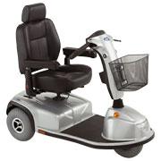Scooter électrique Invacare Comet 3 roues