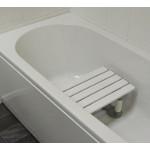 Siège de bain Sicile à ventouses
