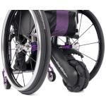 Assistance électrique SmartDRIVE MX2+ pour fauteuil roulant manuel