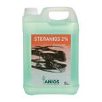 Steranios 2% Désinfection totale à froid ANIOS - Bidon 5L