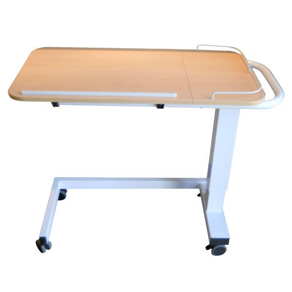 Table De Lit Ac 805 Plateau Réglable En Hauteur Par Vérin Et En
