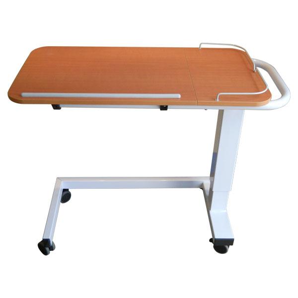 table de lit ac 805 plateau rglable en hauteur par vrin et en inclinaison - Table De Lit