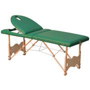 Table de massage pliante C-150, avec tendeurs