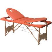 Table de massage pliante C-151, avec tendeurs