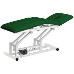 Table de kinésithérapie électrique E-330, 3 plans