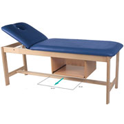 Table de massage non pliante C-184