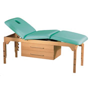 Table de massage non pliante C-832