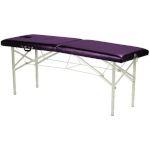 Table de massage pliante P-003, avec tendeurs